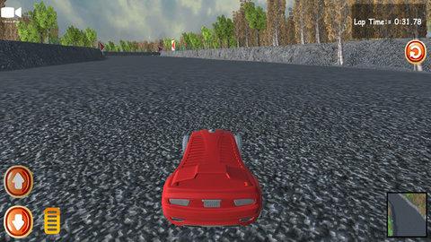 公路赛车驾驶
