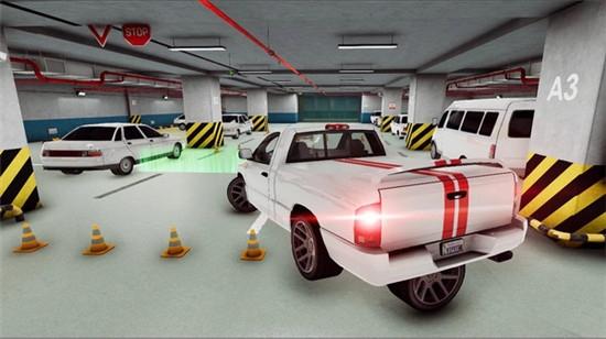 疯狂停车模拟驾驶