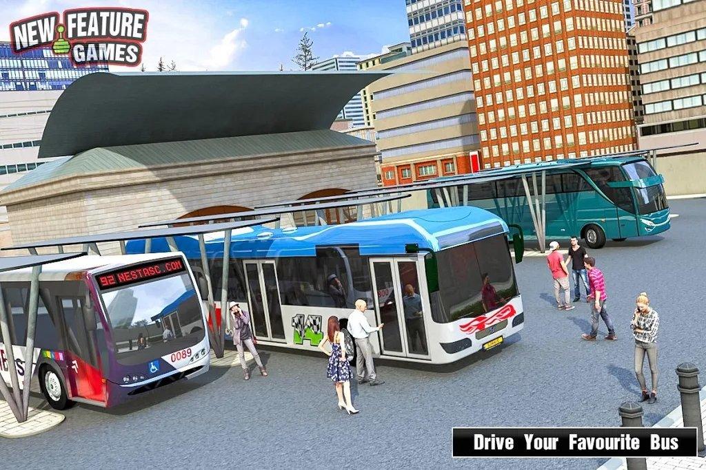 现代巴士模拟2020
