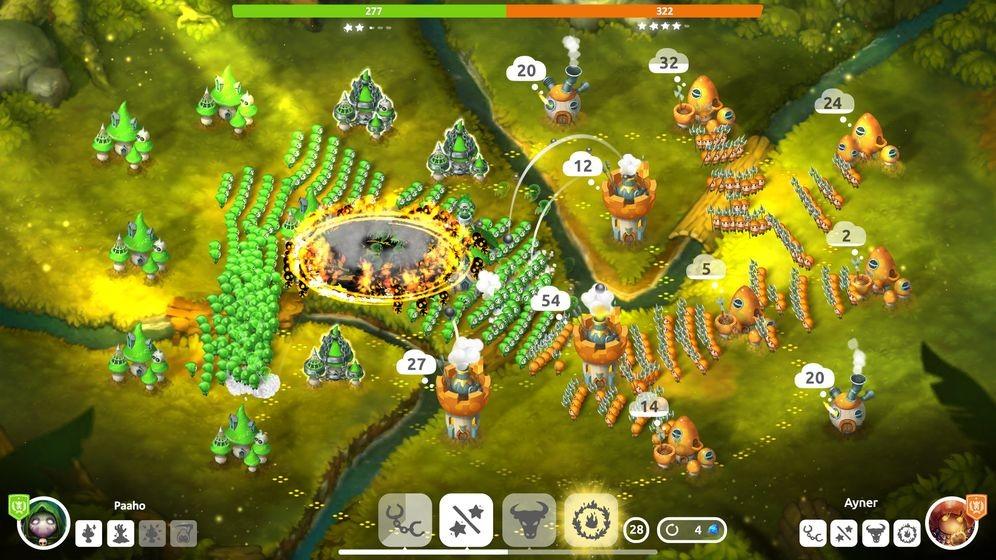 蘑菇战争2