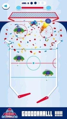 冰球弹珠机