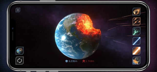 摧毁星球模拟器