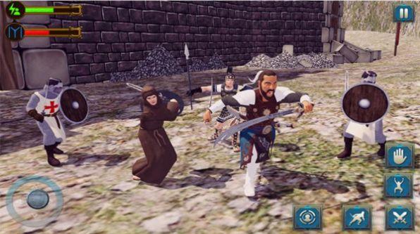 实剑格斗游戏